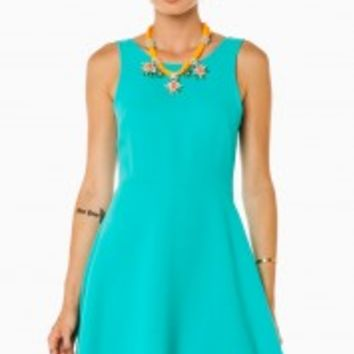 KENIA DRESS IN JADE
