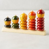 Haberdasher Stacking Blocks by Anthropologie in Novelty Size: One Size Gifts