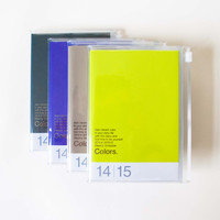 Mark's 2014-2015 Colors Planner Small