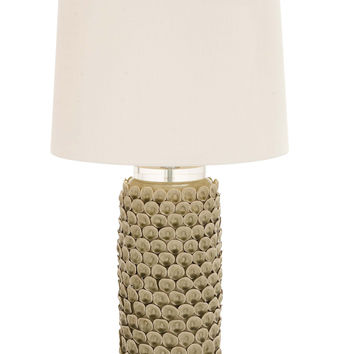 The Gorgeous Ceramic Acrylic Table Lamp