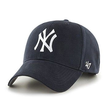 '47 MLB Basic MVP Adjustable Hat
