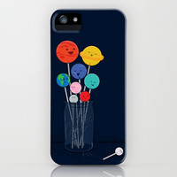 Planet Pops iPhone & iPod Case by swissette