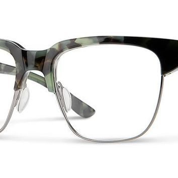Smith Optics - Coaster 53mm Camo Tort Eyeglasses / Demo Lenses