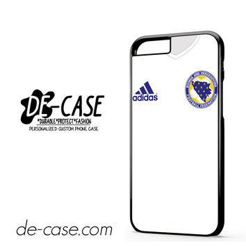 Bosnia Soccer Jersey DEAL-2048 Apple Phonecase Cover For Iphone 6 / 6S