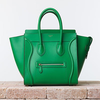 CÉLINE | Summer 2014 Leather goods and Handbags collection | CÉLINE