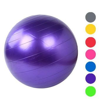 CREYM83 Home Exercise Workout Fitness Gym Yoga Ball