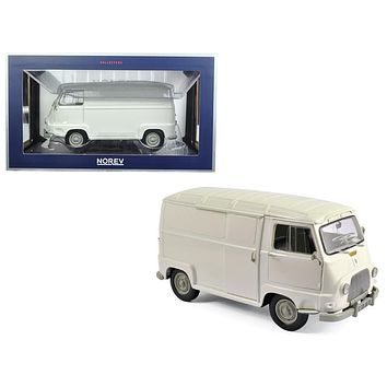 1965 Renault Estafette Beige 1/18 Diecast Model Car by Norev