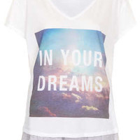 In Your Dreams Pyjama Set - New In This Week  - New In