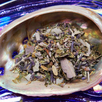 PEACE SMUDGE MIX to Cleanse Purify and De-Stress Your Space