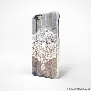 Lace wood iPhone 6 case, iPhone 6 plus case, iPhone 5s case, iPhone 4s case with lace wood pattern Hong Kong free shipping A6701