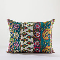 Carnaval Stripe Lumbar Pillow | Outdoor and Patio Decor| Home Decor | World Market