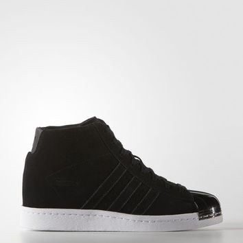 adidas Superstar Up Metal-Toe Shoes - Black | adidas US