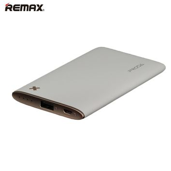 Remax Power Bank 5000mAh Backup Powers Portable External Battery Charger Powerbank For iPhone 6 Plus 5 5s 5c For S5 S4 S3 Note 4