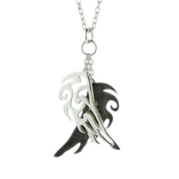 Jace's Wings Pendant