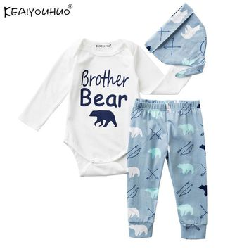 Baby Boy Girl Clothes Sets 2018 Summer Newborn Tracksuit Sets Cotton Infant Boys Sport Suit Baby Girl Clothing Costume For Kids