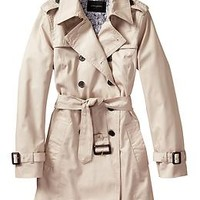 Factory Trench Coat