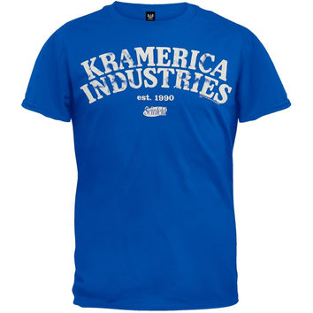 Seinfeld - Kramerica Industries T-Shirt