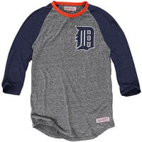 Detroit Tigers Hustle Play Henley - MLB.com Shop