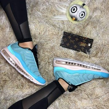 NIKE AIR MAX 97 PLUS Women's fashionable leisure shoes