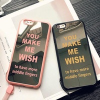 Mirror Phone Case for iPhone