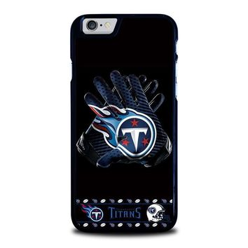tennessee titans football iphone 6 6s case cover  number 1