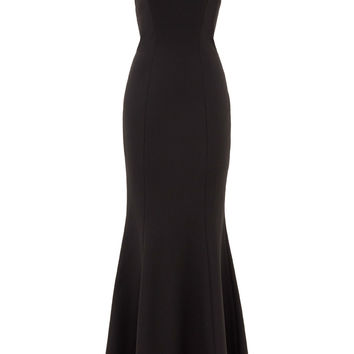 Elizabeth and James Black Sama Gown