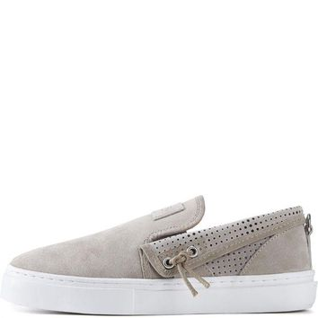 DCCKLP2 Clear Weather for Men: Lakota in Goat Slip-On Sneakers