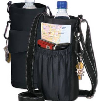 The Go Caddy Water Bottle Holder ~ fits bottles up to 1.5 liter