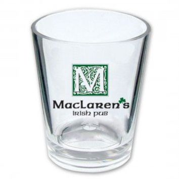How I Met Your Mother MacLaren's Irish Pub Shot Glass