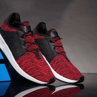 """Adidas Originals X_PLR NMD"" Unisex Sport Casual Fashion Knit Breathable Running Shoes Couple Sneakers"