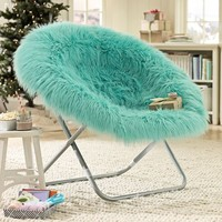 Fur-rific Pool Hang-A-Round Chair