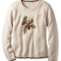 Women's Pullover Sweater / Pine-Bough Pullover Sweater -- Orvis