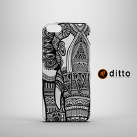 DECORATIVE ELEPHANT Design Custom Case by ditto! for iPhone 6 6 Plus iPhone 5 5s 5c iPhone 4 4s Samsung Galaxy s3 s4 & s5 and Note 2 3