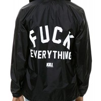 Kill Brand Women's Fuck Everything Jacket
