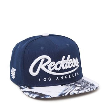 Young & Reckless Big R Script Snapback Hat - Mens Backpack