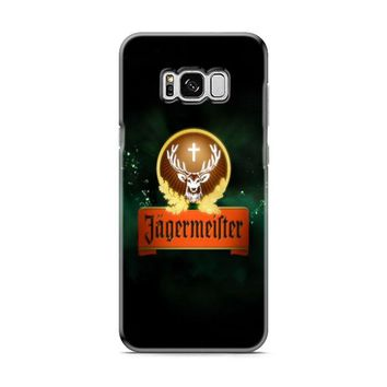 Jagermeister Alcohol Samsung Galaxy S8 | Galaxy S8 Plus case