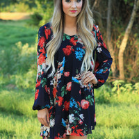 Floral Fate Dress
