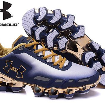 Under Armour UA clhtchfit drive men Running Shoes Outdoor Sports Shoes Sneakers men's Running Shoes size40-45