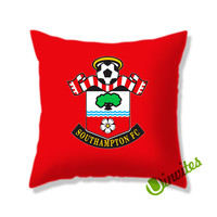 Southampton FC Logo Square Pillow Cover