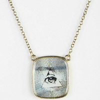 Urban Outfitters - Pop Art Necklace