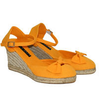 Ann Roth Shoes - 5.5 - 8 - Jaunt, mimosa