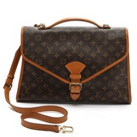 WGACA Vintage Vintage Louis Vuitton Monogram Briefcase | SHOPBOP