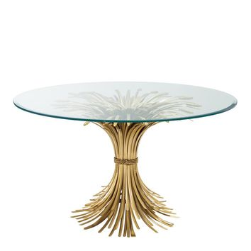 Sheaf Wheat Dining Table | Eichholtz Bonheur