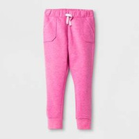 Toddler Girls' Lounge Pants - Cat & Jack™ Pizzazz Pink