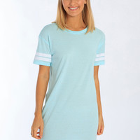 Miami Style® - Women's Sporty T-Shirt Dress