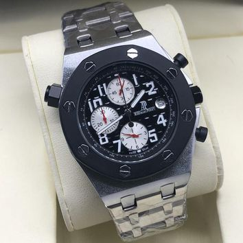 Audemars Piguet AP Women Men Fashion Quartz Watches Wrist Watch