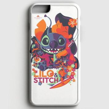 Lilo Stitch iPhone 6/6S Case