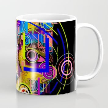CIRCLE NATION Mug by violajohnsonriley