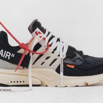 "Nike x Off White ""The Ten"" Air Presto c/o Virgil Abloh US13 / UK 12 / EU 47.5"