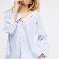 Free People Cool Like Courtney Buttondown